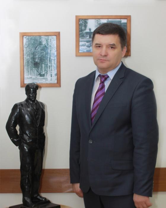 Замдиректора парка Маяковского Михаил Юланов