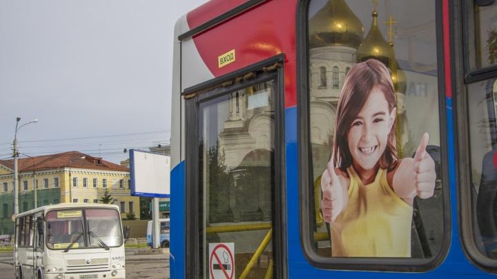 В Архангельске автобусы изменят маршруты из-за ремонтов теплотрасс