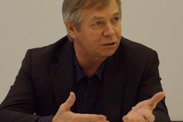 Алексей Куковякин считает, что нужно создавать храмовый комплекс, который бы отличал нашу уральскую идеологию