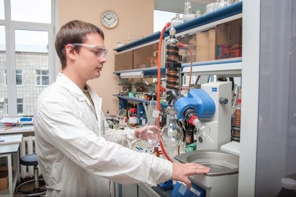Молодой ученый ПГНИУ Сергей Шипиловскихпланирует создать лекарство за два года