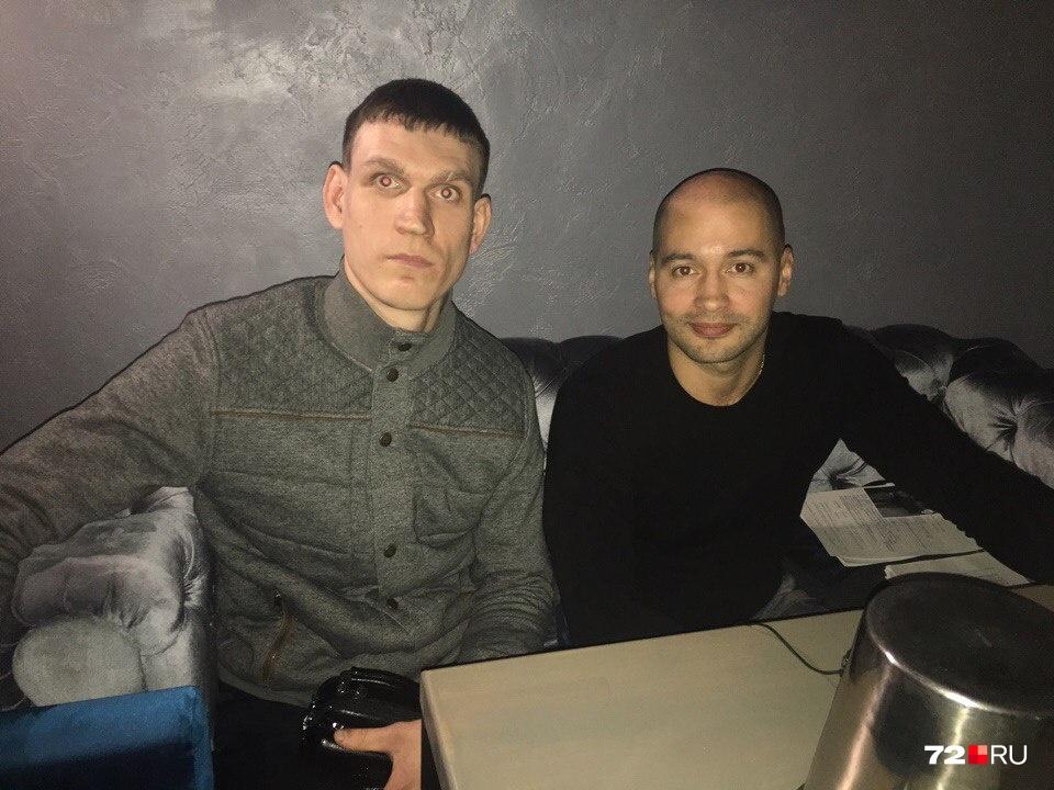 Тюменец Иван Куприн (слева) уже не первый раз пытается пройти кастинг на реалити-шоу. В этот раз его кандидатура явно заинтересовала представителей телестройки