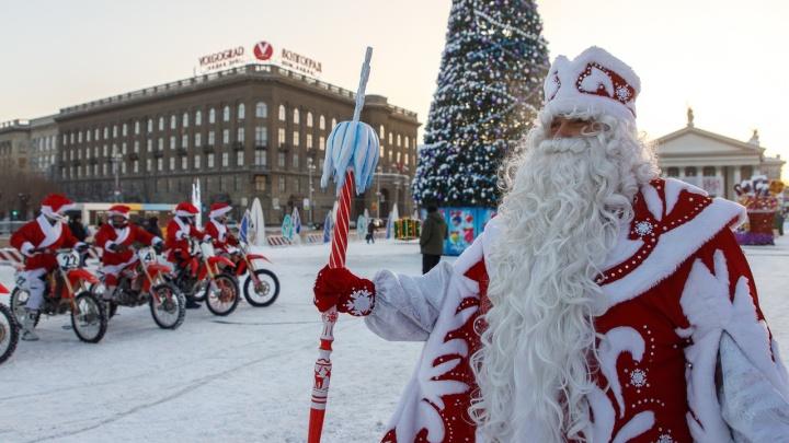 Новый год в особом режиме: все оперативные службы Волгограда готовы помочь в праздничные дни
