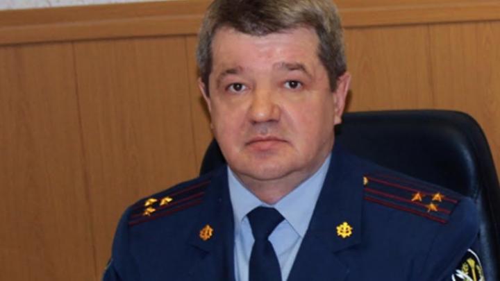 В ростовском ГУФСИН назначили временного главу после ареста Муслима Даххаева