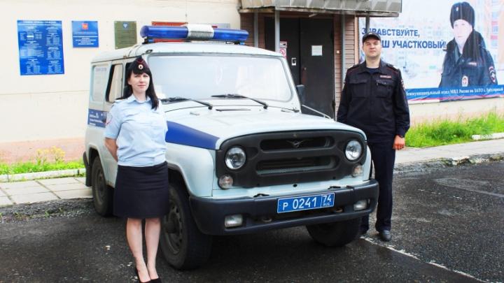 «Встал посреди дороги, не знал, что делать»: южноуральские полицейские спасли пассажира такси