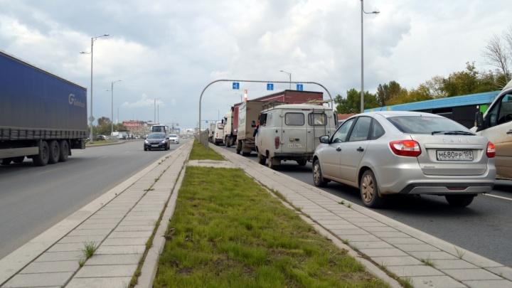 Мэр Перми изменил схему движения транспорта на Героев Хасана