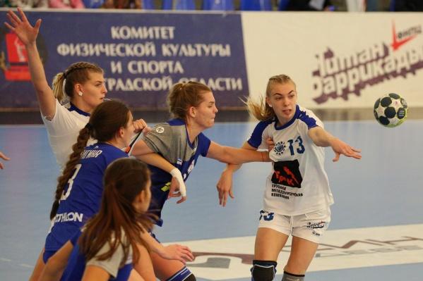 «Динамо-Синара» принимала у себя уфимскую «Алису»