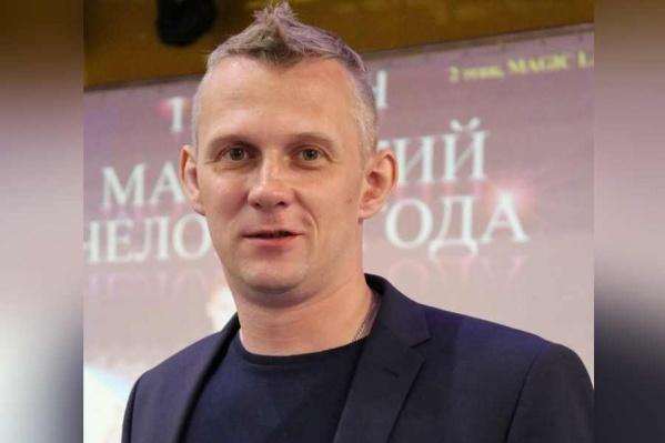 Алексей Машегов