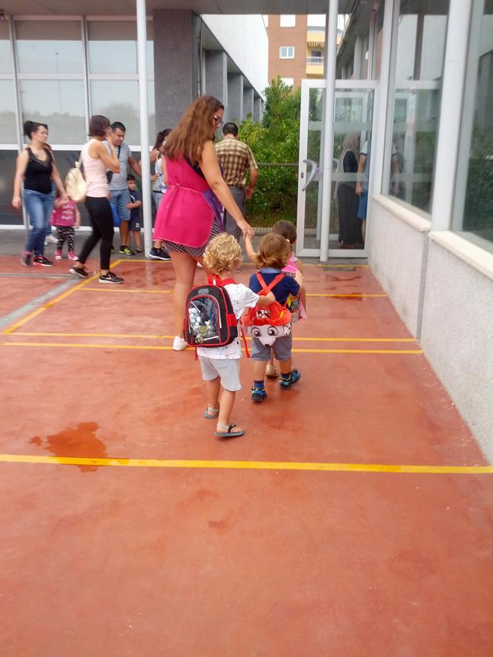 Школа в Барселоне