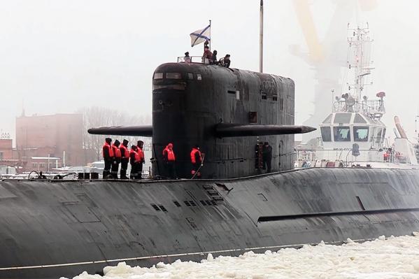 Подлодку «Подмосковье» после ремонта и модернизации передали ВМФ России в 2016 году