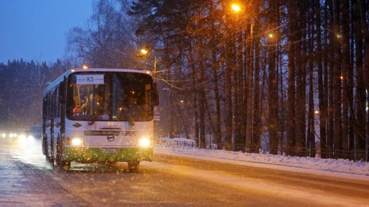 «Снижают качество перевозок»: Ученые СФУ высчитали выручку всех маршрутчиков при тарифе в 22 рубля