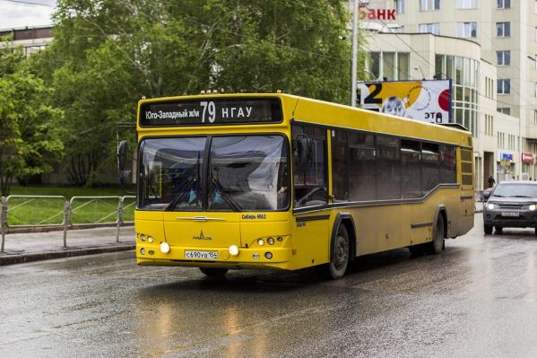 Первая партия из 50 автобусов будет заказана уже в этом году