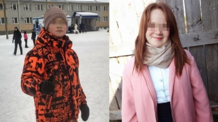 Полиция Прикамья нашла пропавших брата и сестру