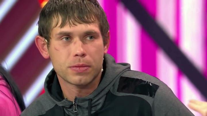 Героя скандального шоу на Первом канале будутсудить за жестокое избиение маленьких сыновей