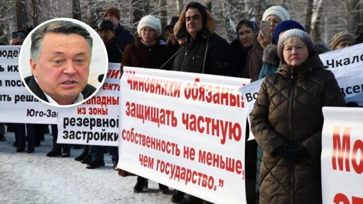 Бывший главный архитектор Екатеринбурга: «Цыганский поселок на Шаумяна надо сносить»