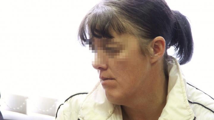 Женщина, чьи дети сгорели в пожаре, услышала приговор