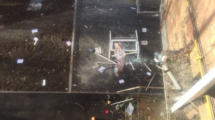 Выбило окно: в Самаре в многоэтажном доме взорвался газ