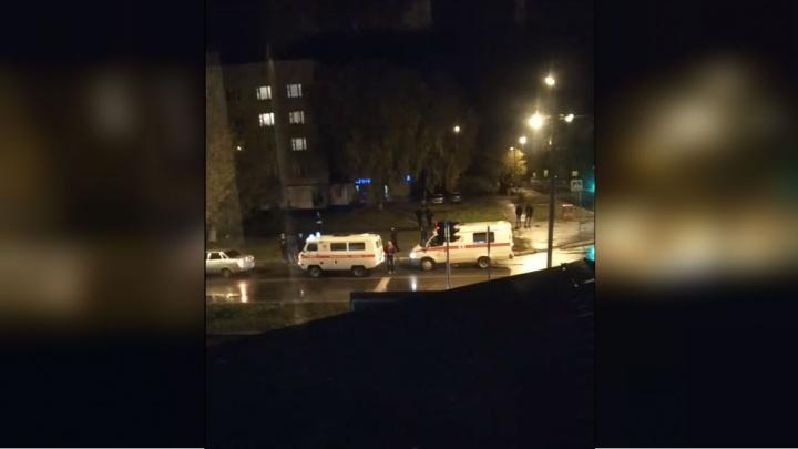 В Башкирии водитель на Lada Priora сбил припозднившегося пешехода
