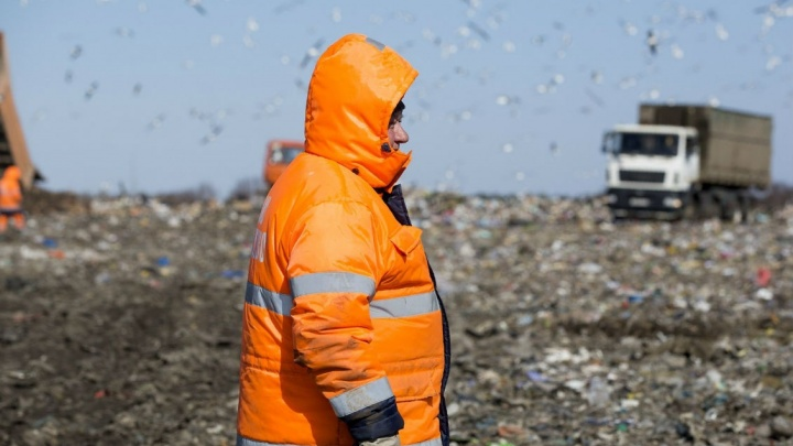 В декабре на полигоне под Ярославлем начнут строить мусородробильный завод