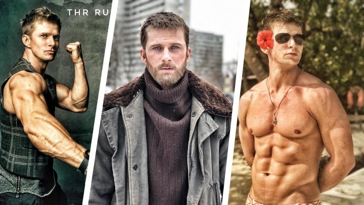 Известному актёру Роману Курцыну — 34. Разглядываем его самые крутые образы на экране