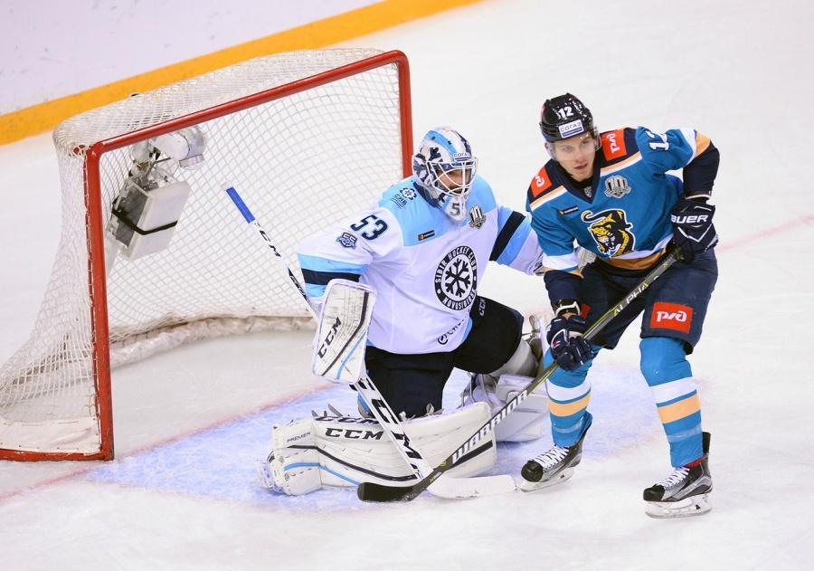 Новосибирская «Сибирь» ввыездном матче вырвала победу ухоккеистов «Сочи»