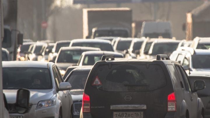 Строительство магистрали Центральной: оплату за проезд самарские власти будут забирать себе