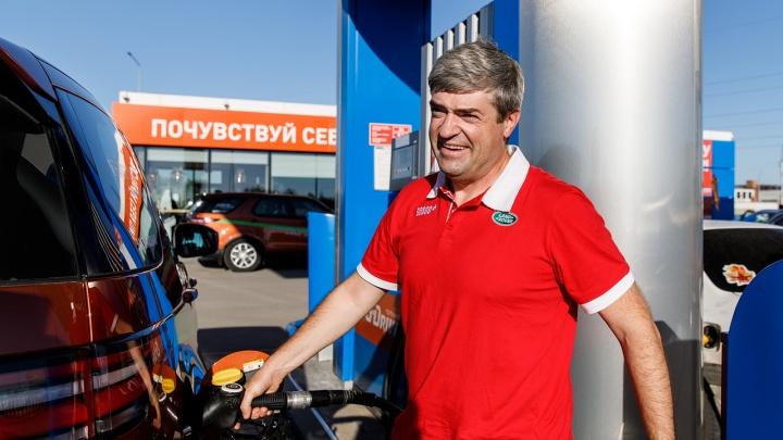 Путешественник, который хочет совершить кругосветку за 70 дней, остановился в Новосибирске