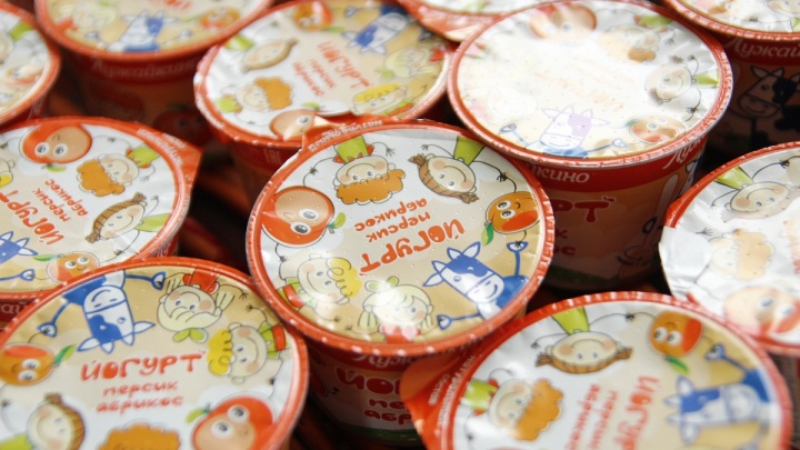Как делают натуральные йогурты
