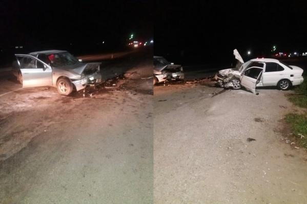 По информации полиции, водитель «Тойоты» не убедился в безопасности поворота, что и привело к аварии
