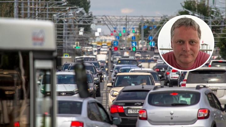 «Нет АСУДД в Самаре»: замглавы Минтранса признал «умные» светофоры на Московском шоссе бесполезными