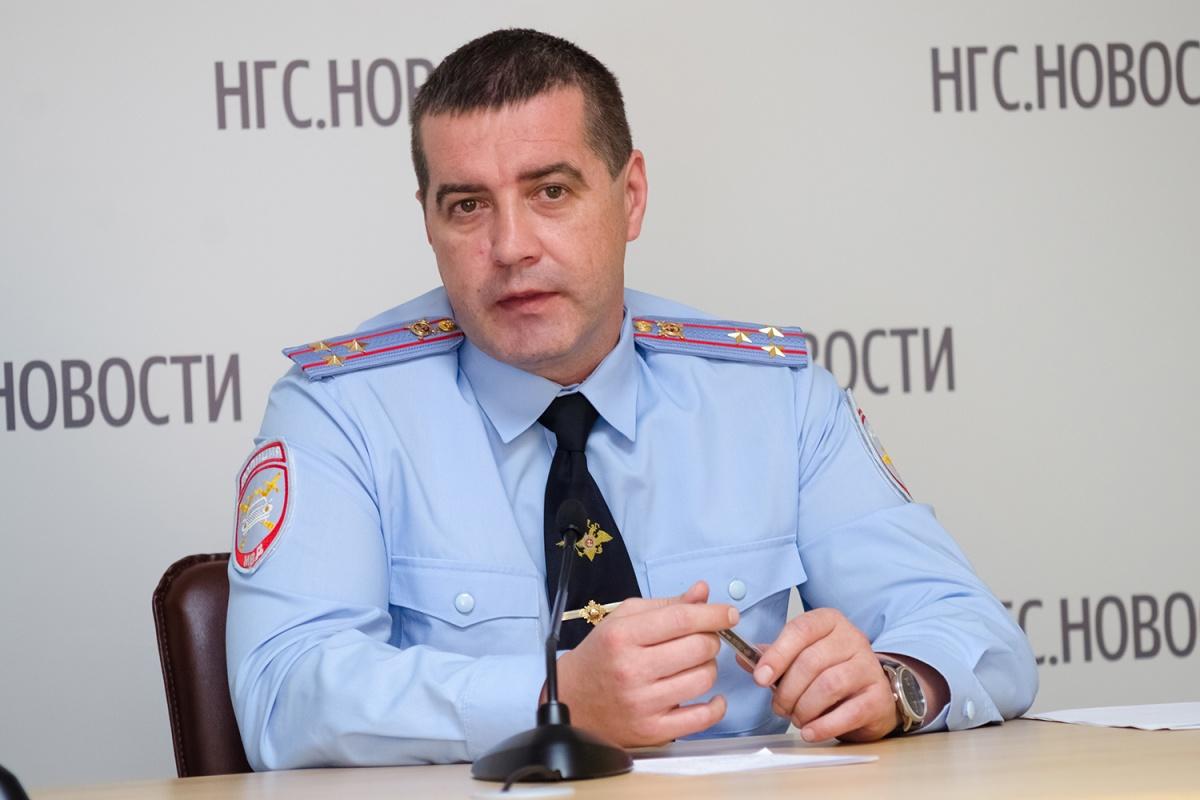 Сергей Штельмах возглавляет областную ГИБДД с 2006 года