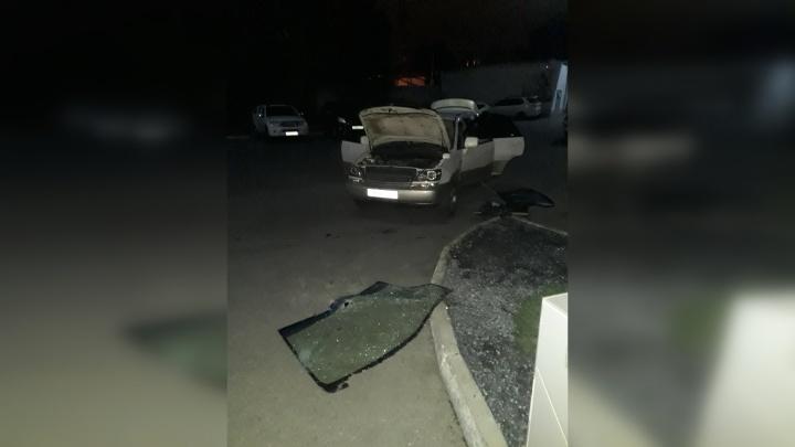 Выбило лобовое стекло: в Самаре взорвалось газовое оборудование в иномарке