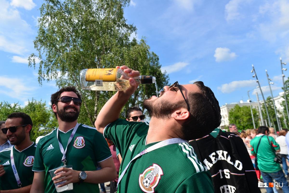Мексиканский настрой