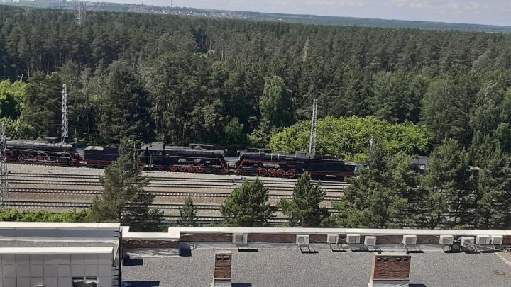 В новосибирском Музее железнодорожного транспорта появятся новые поезда