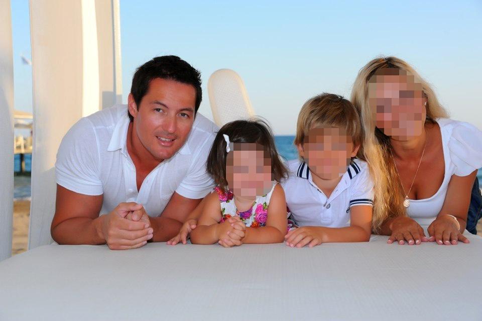 У погибшего осталось двое маленьких детей