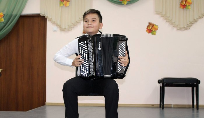 Ученик уфимской музыкальной школы получил приз фонда Спивакова