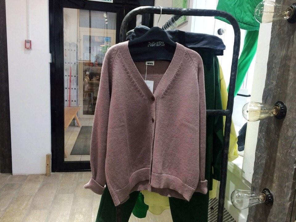 В новосибирском магазине в наличии остался только пуловер