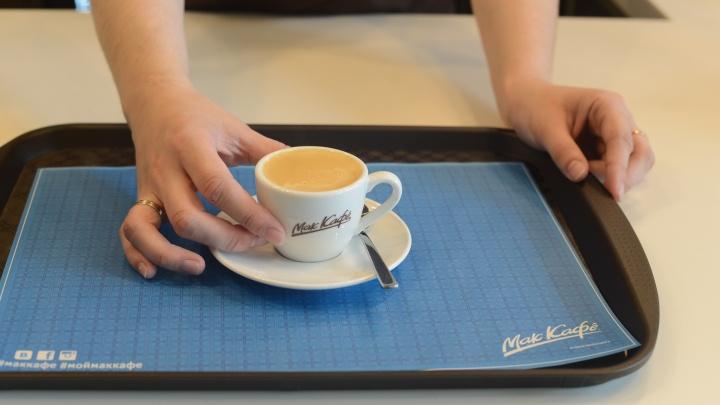 «Макдоналдс» открыл в Новосибирске первую закусочную для автомобилистов и кофейню