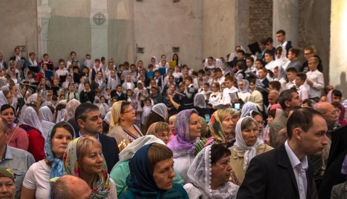 В Софийском соборе Самары пройдёт первая Рождественская служба