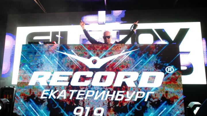 «Урал, спасибо. Вы огонь»: Filatov & Karas выступили на площадке «Радио Рекорд» в «Ночь музыки»