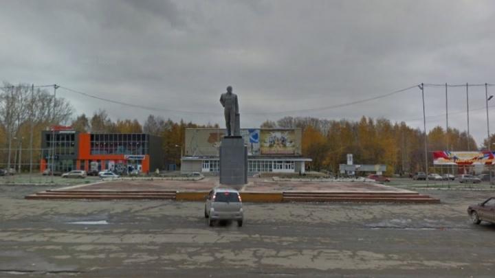 Памятник Ленину, из-за которого в Ревде разразился скандал, предложили перенести на улицу его имени