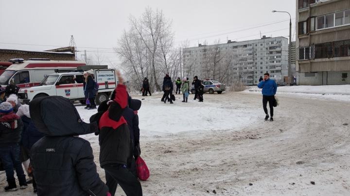 В Тольятти эвакуировали школу из-за анонимного звонка