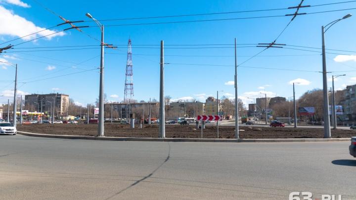 Освещение на улице Луначарского установят до 1 августа