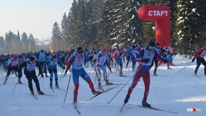В Чусовом пройдёт ежегодный лыжный марафон «Настоящий мужик» на 30 и 50 километров