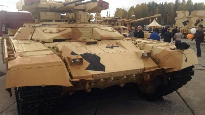 Выставку вооружений в следующем году пообещали вернуть в Нижний Тагил