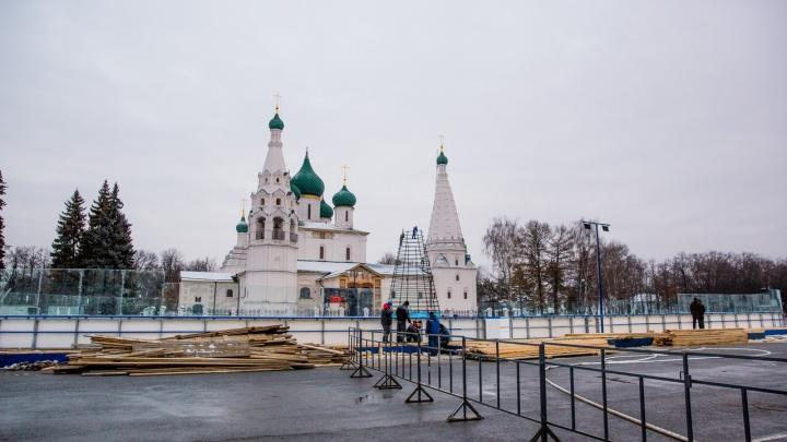 Праздник к нам приходит! Что будет на Советской площади в Новый год