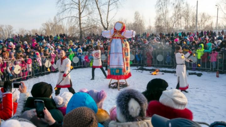 На два дня из-за Масленицы закрывают для машин остров Татышев