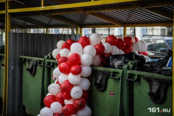 Мусор со всего города будут утилизировать на новом заводе в Советском районе Ростова