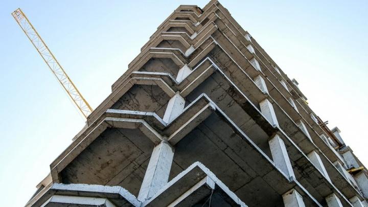 На Дону могут создать государственную организацию для достройки проблемных домов