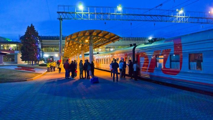 «РЖД» сделает указатели для инвалидов на железнодорожной станции в Варгашах