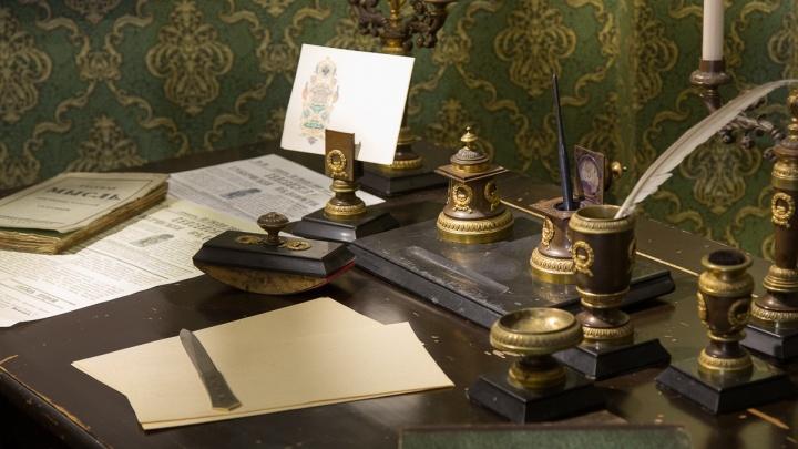 В Красноярске открылся музей с кабинетом казначея XIX века